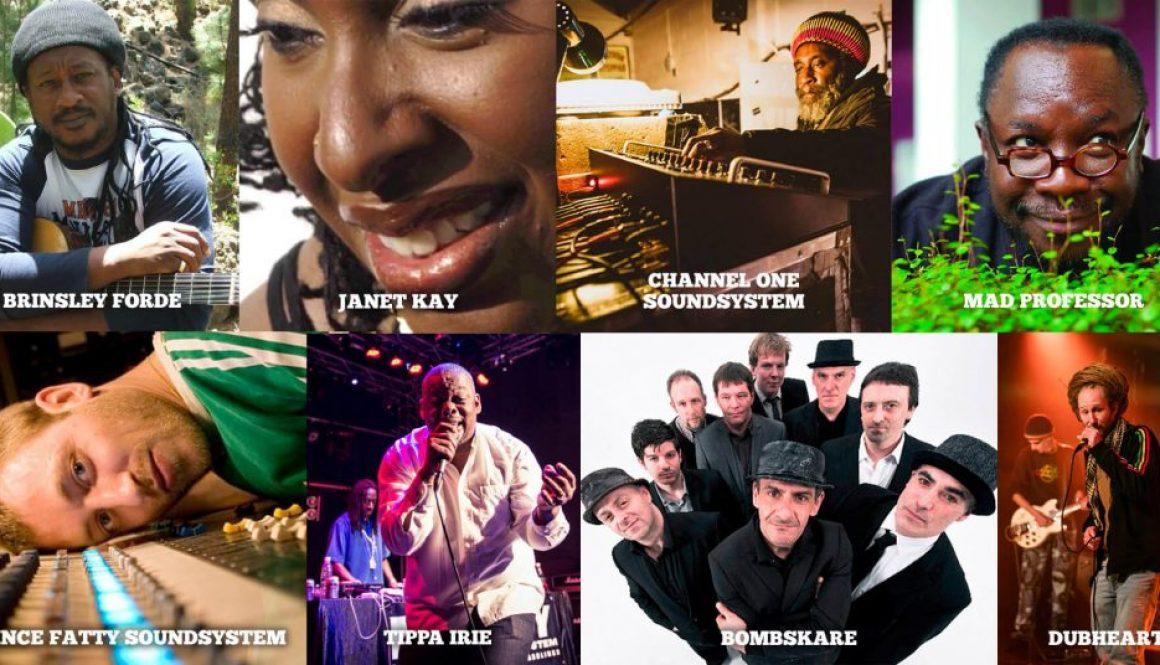 Wilkswood Reggae Festival Lineup