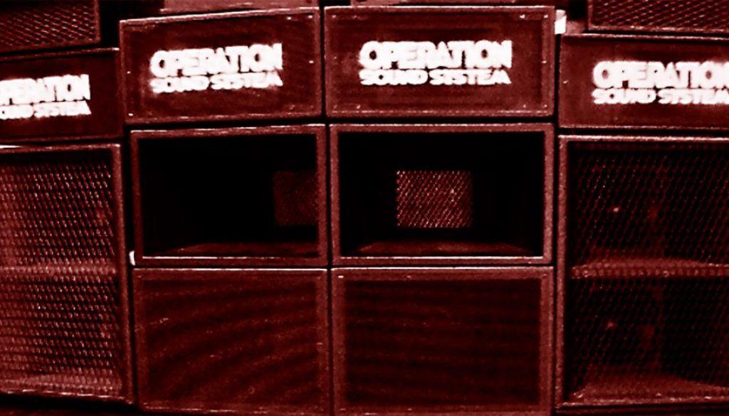 Operation Soundsystem
