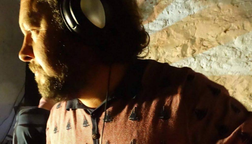 DJ Ned Fandango Fitzgerald