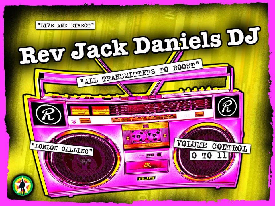 Rev Jack Daniels DJ