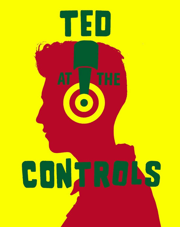 Ted at the Controls