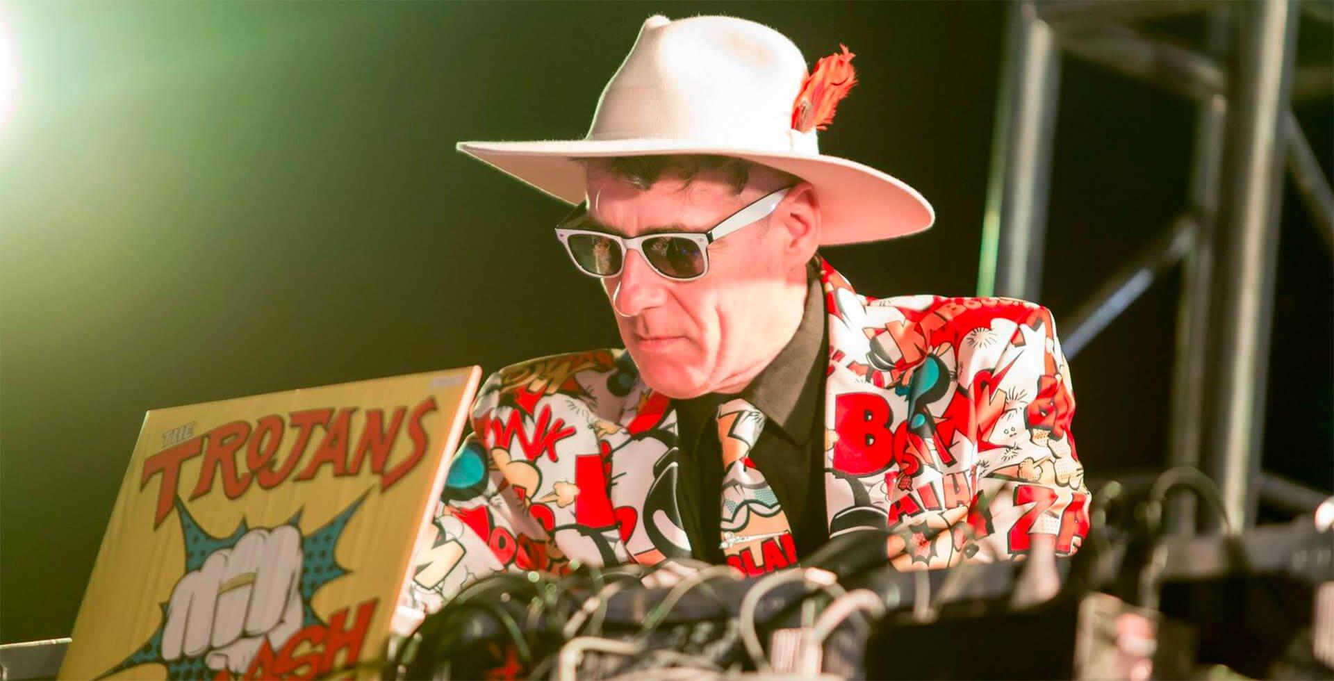 Gaz Mayall's Rockin' Blues at Wilkswood Reggae Festival 2018