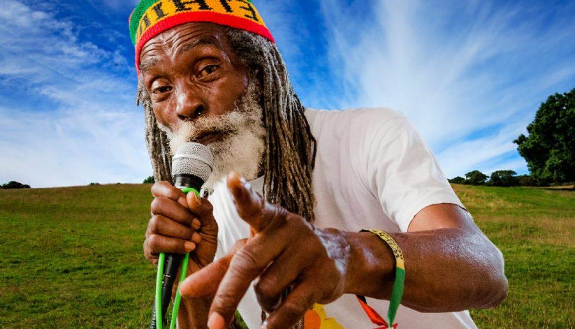 Jah Spirit Stage at Wilkswood Reggae 2018
