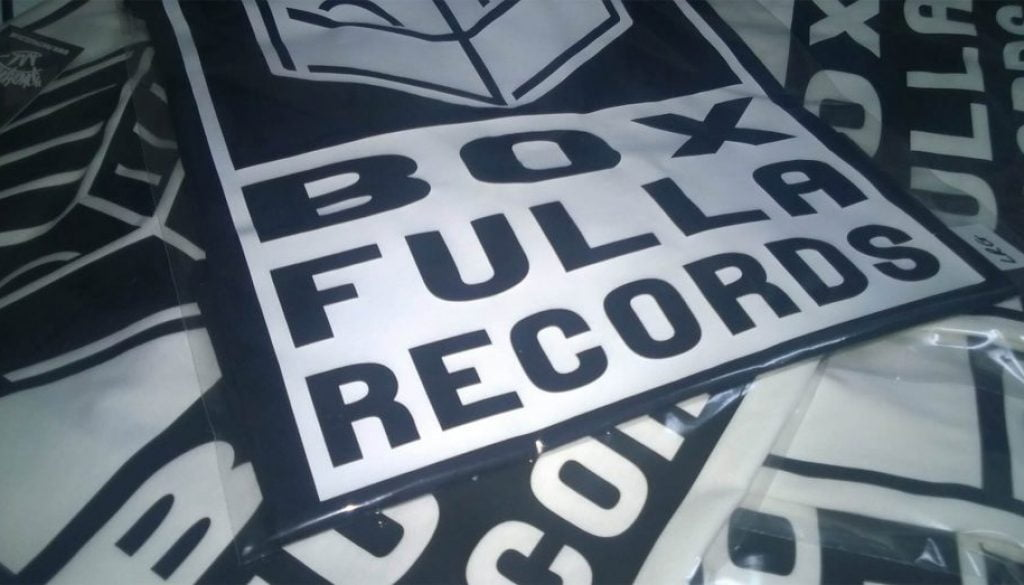 Box Fulla Records at Wilkswood Reggae 2018