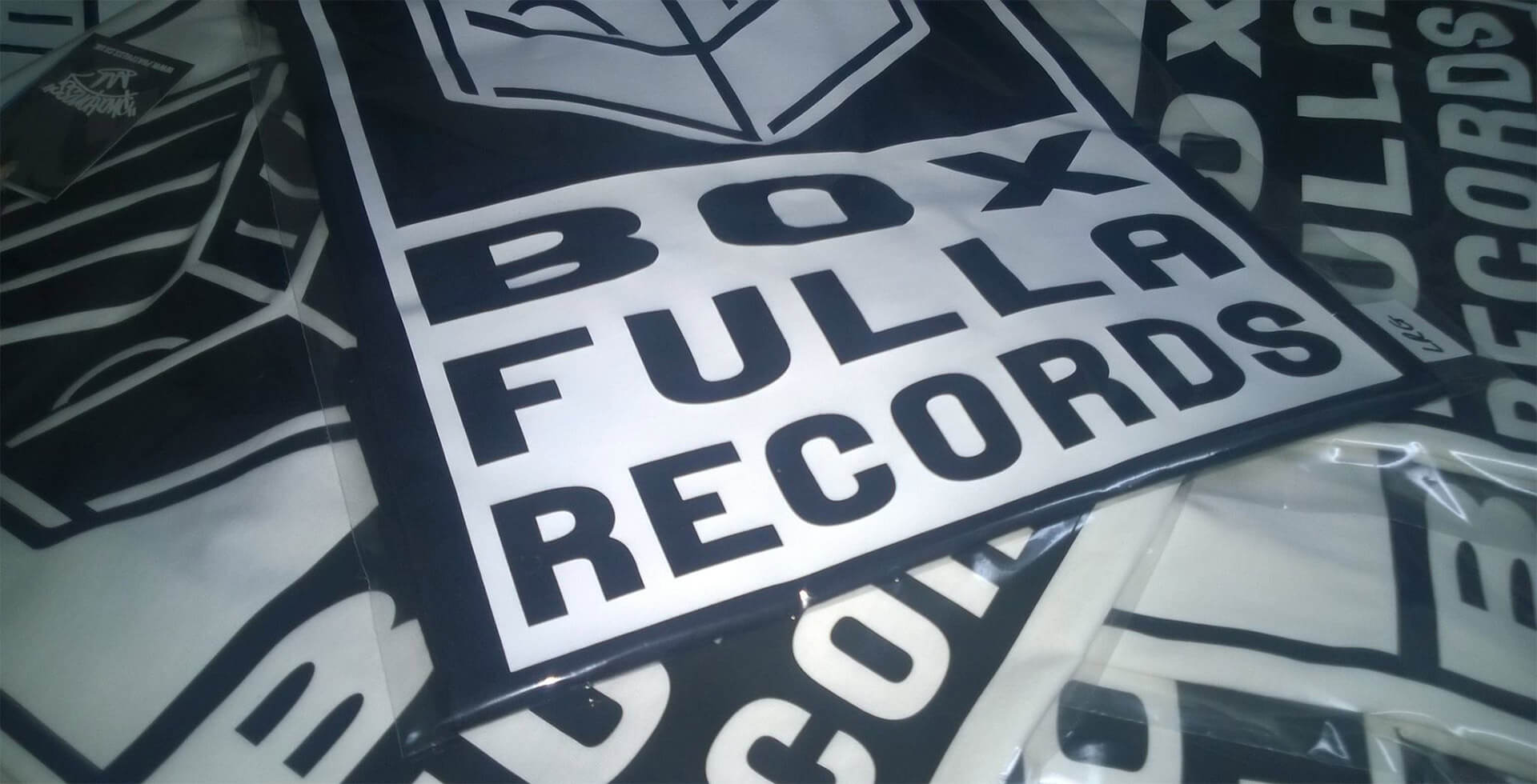 Box Fulla Records at Wilkswood Reggae 2018