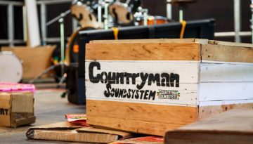 Countryman Sound at Wilkswood Reggae 2018