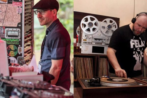 Davis Katz & Angus Taylor at Wilkswood Reggae 2018