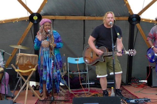 Dreamcatcher at Wilkswood Reggae 2018