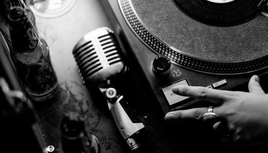 Naoko the Rock at Wilkswood Reggae 2018
