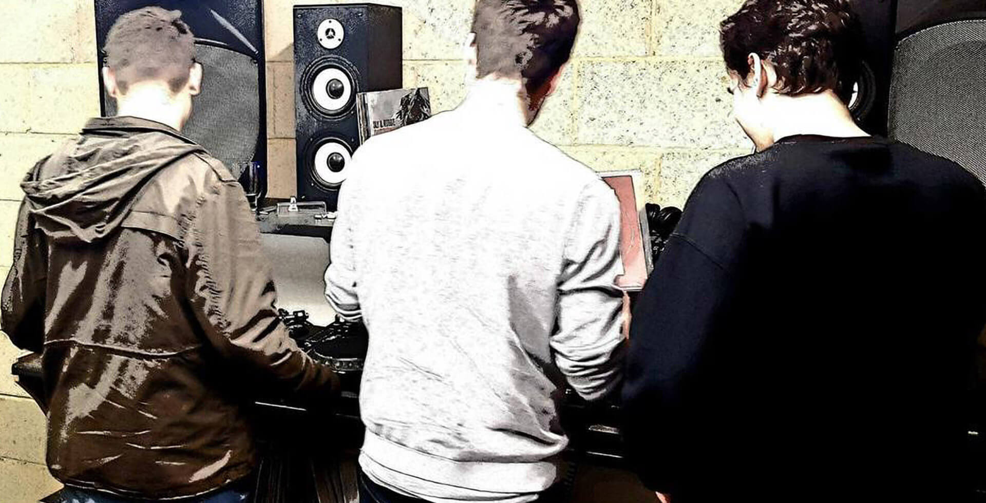 Roots Jukebox at Wilkswood Reggae 2018