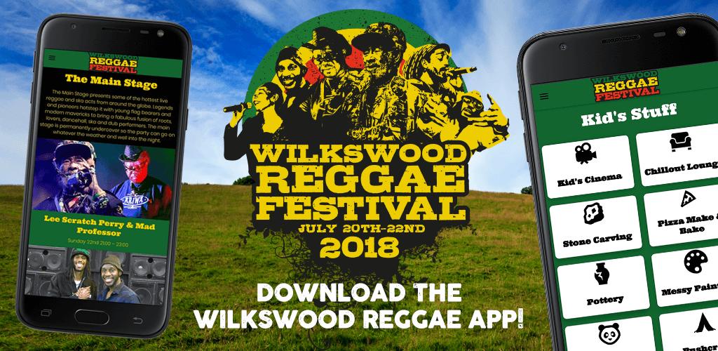 Wilkswood Reggae App