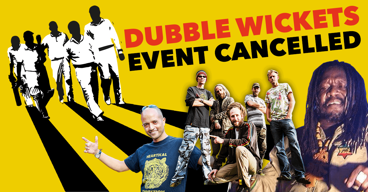 Dubble Wickets Tournament Cancelled
