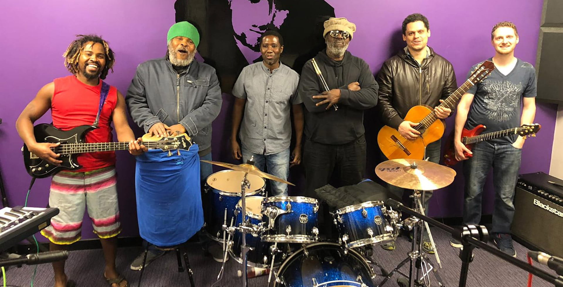 We Afro Tallawah at Wilkswood Roots Reggae 2019