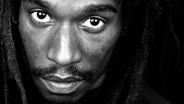 Benjamin Zephaniah at Wilkswood Roots Reggae 2019