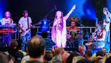 Dubheart at Wilkswood Roots Reggae 2019