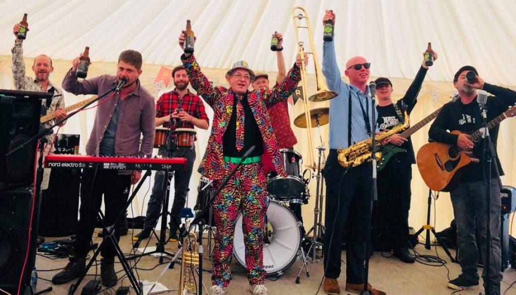 Gypsy Jukebox at Wilkswood Roots Reggae 2019