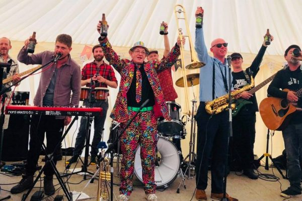 Gypsy Jukebox at Wilkswood Roots Reggae 2019