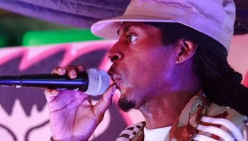 Unique Star at Wilkswood Roots Reggae 2019