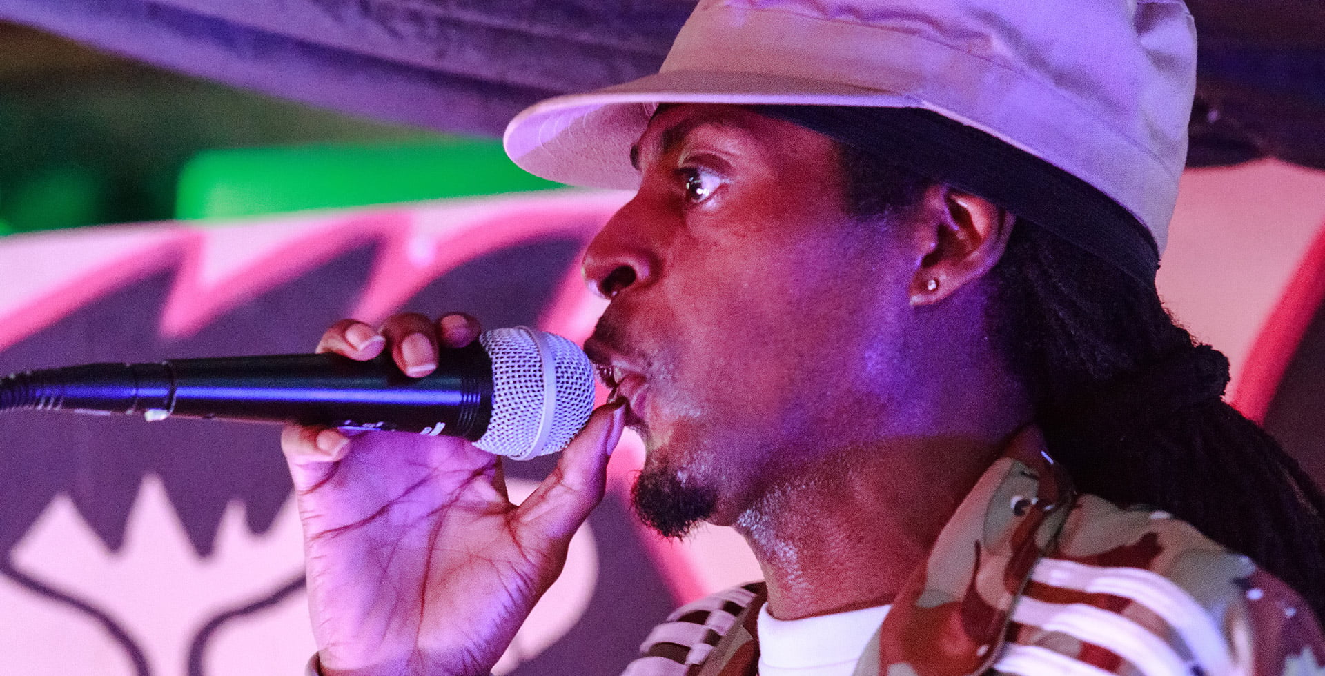 Unique Star at Wilkswood Roots Reggae 2019