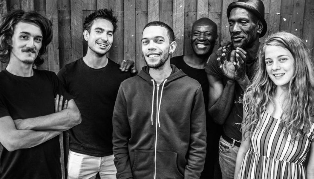 Zamaica at Wilkswood Roots Reggae 2019