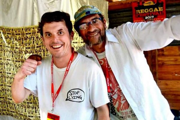 Reggae Recipes at Wilkswood Roots Reggae Festival