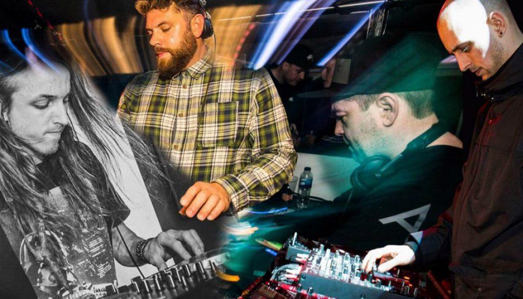 Wilkswood Roots Reggae 2019 | Saturday Night Shhhbeen - Dubstep & DnB