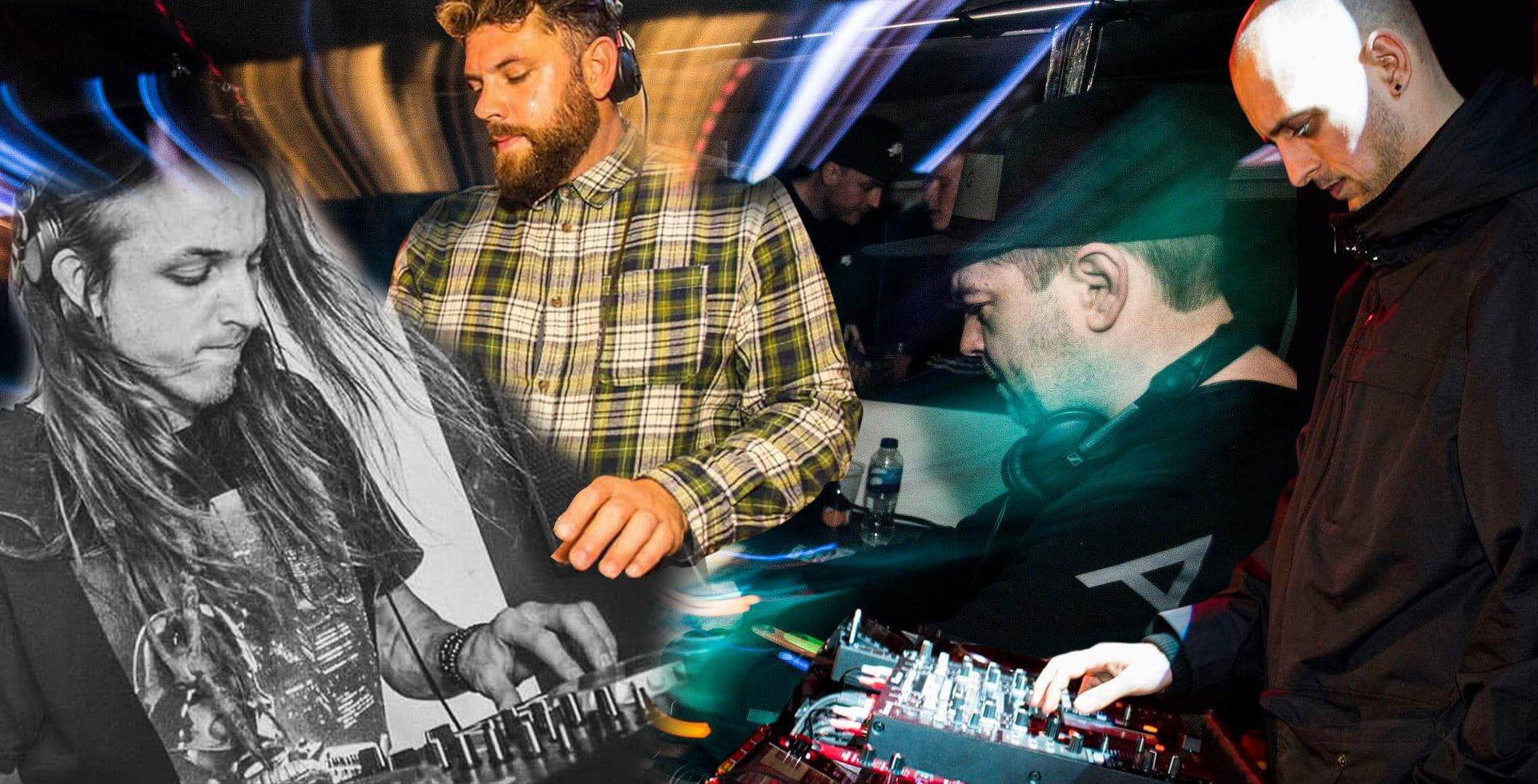 Wilkswood Roots Reggae 2019   Saturday Night Shhhbeen - Dubstep & DnB