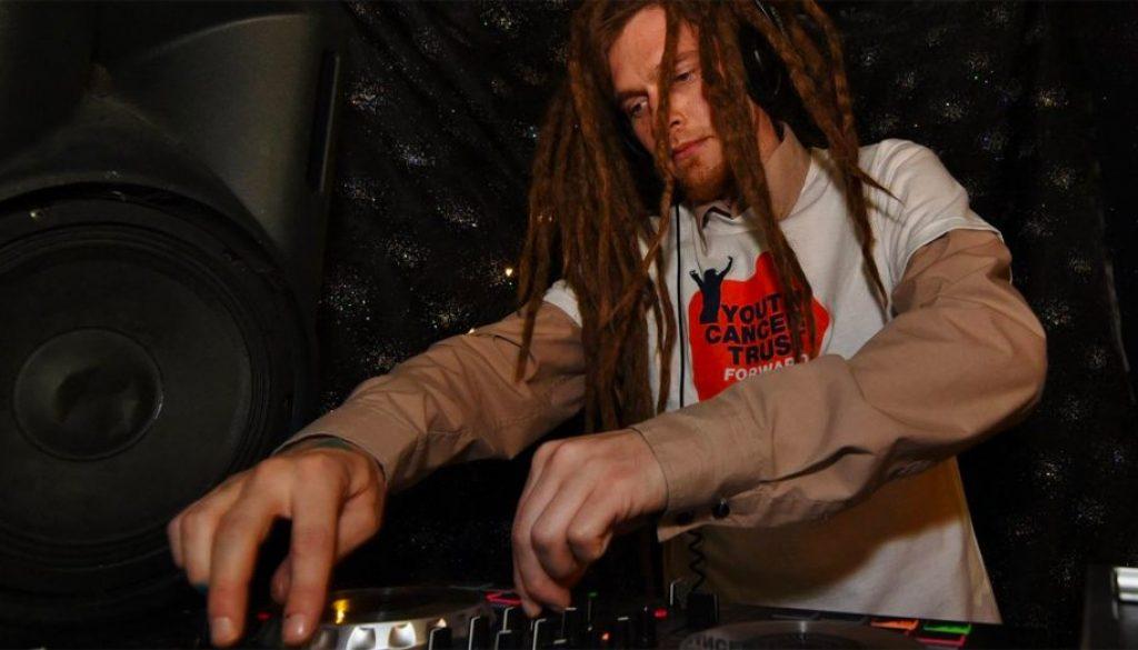 Ranking Tom at Wilkswood Roots Reggae Festival