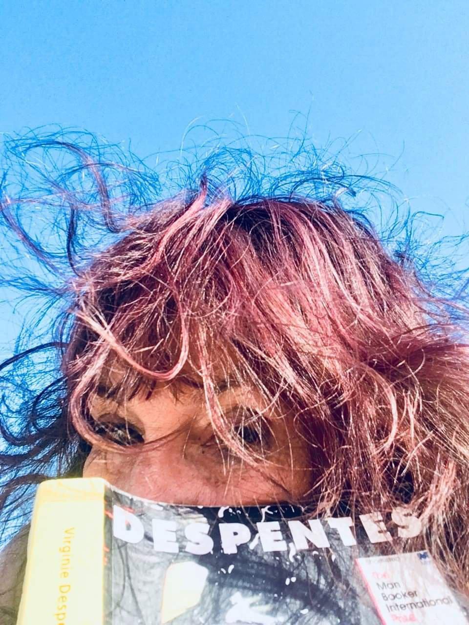 Christine Aziz at Wilkswood Roots Reggae 2019