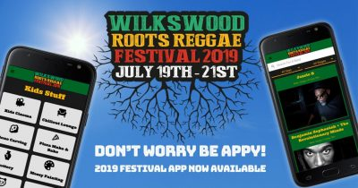 Wilkswood Roots Reggae 2019 App