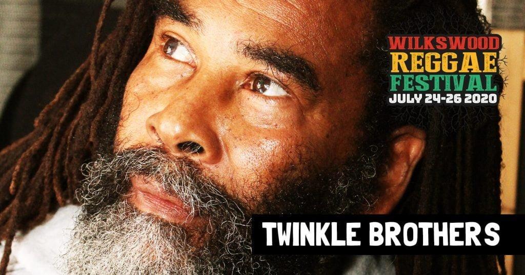 Wilkswood Roots Reggae 2020   Twinkle Brothers