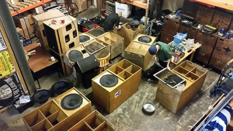 Mungo's Hi-Fi bringing their own custom-built sound system to Wilkswood Reggae 2020