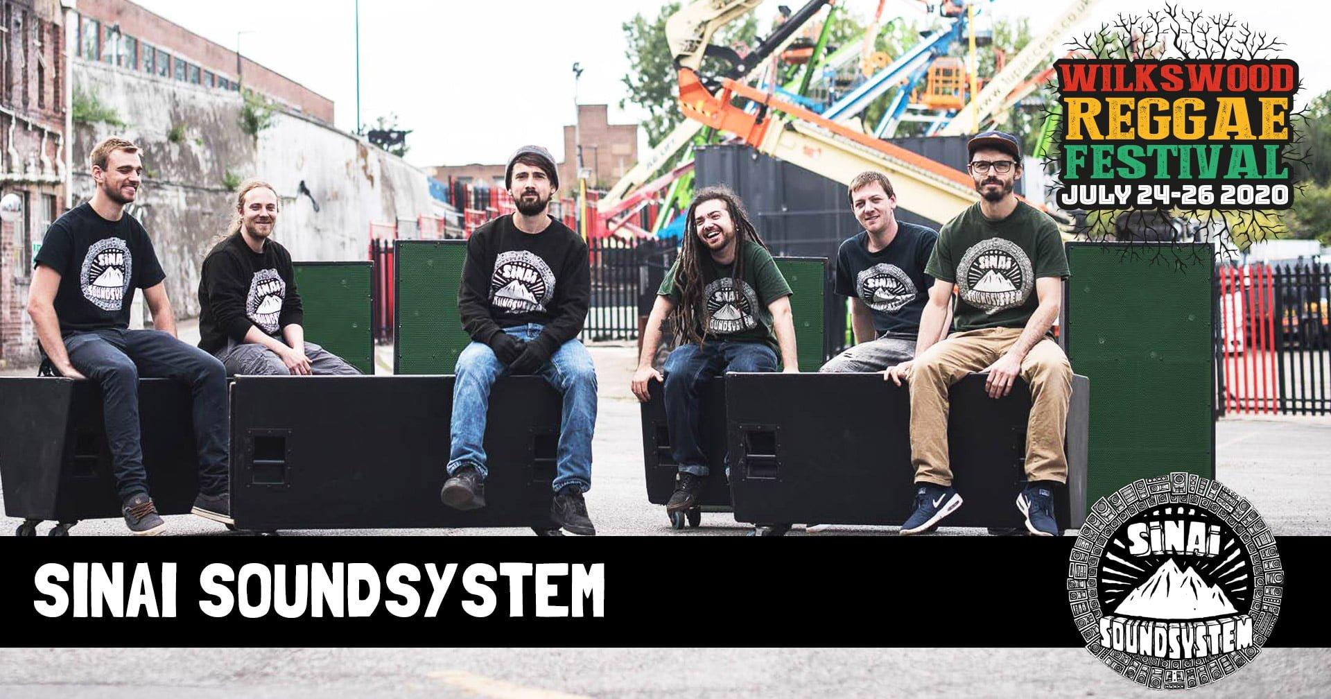 Sinai Soundsystem bringing their own custom-built rig to headline Wilkswood Reggae 2020