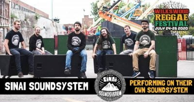 Sinai Soundsystem bringing their own custom-built rig to headline Wilkswood Reggae 2020