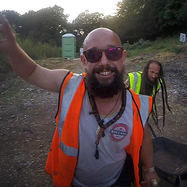Wilkswood Reggae Festival Volunteers