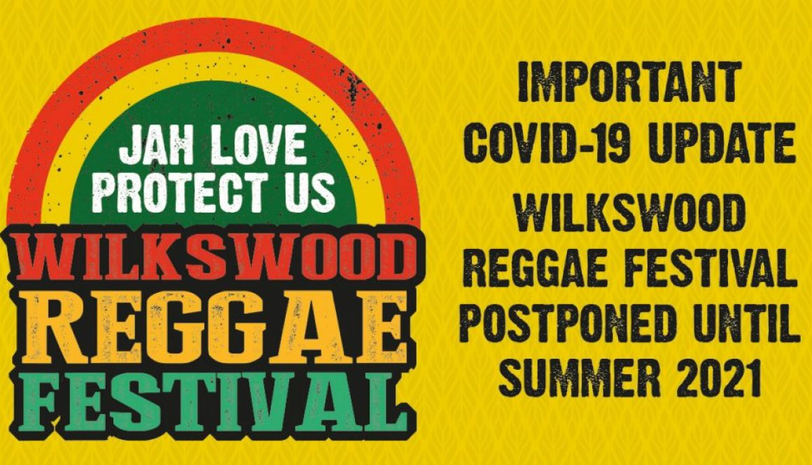 Wilkswood Reggae Festival Covid-19 update