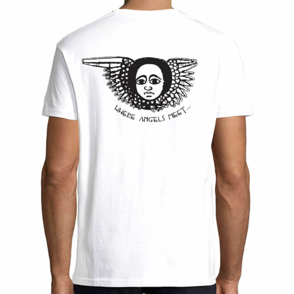 Wilkswood Reggae Festival 2020 Official T-Shirt - Reverse