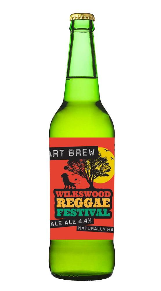 Wilkswood Reggae Festival Dubheart Brew
