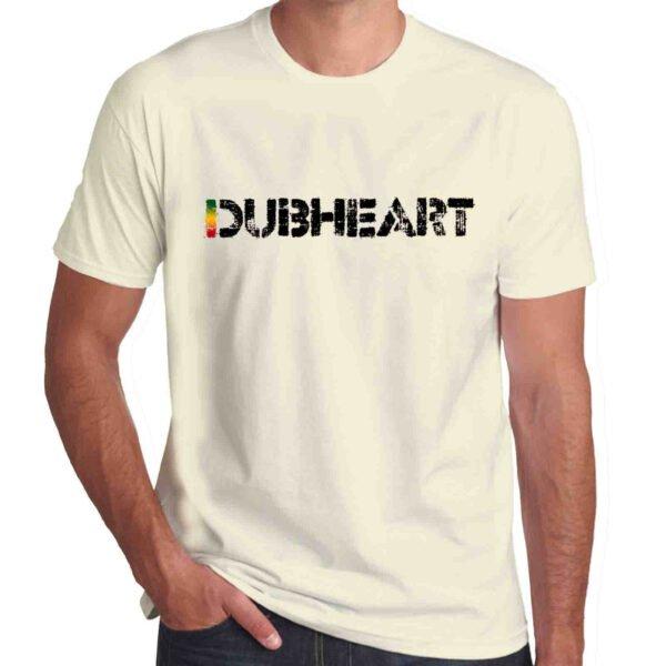 Wilkswood Reggae Festival | Dubheart Logo T-Shirt | Cream
