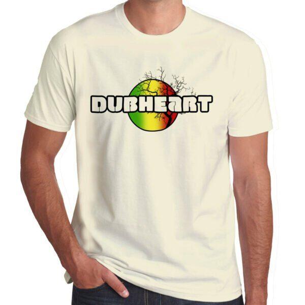 Wilkswood Reggae Festival | Dubheart T-Shirt | Cream