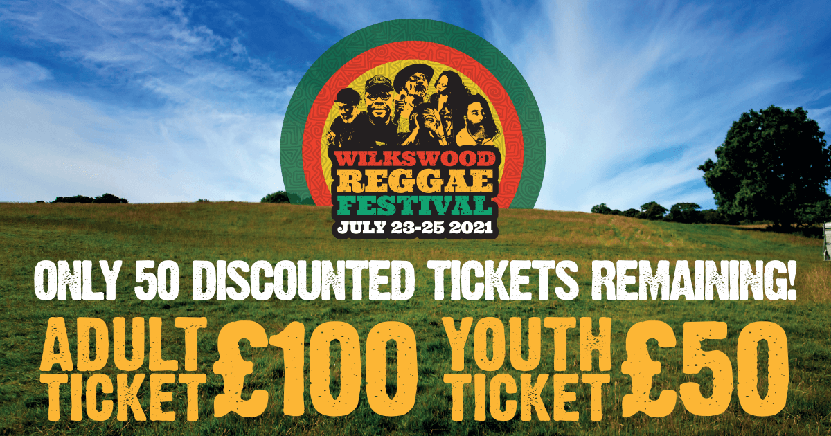 Discounted Weekend Tickets Almost Sold Out