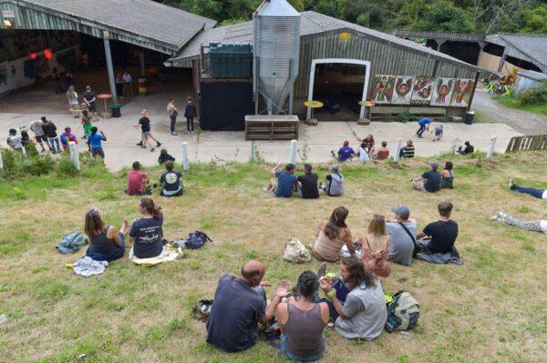 Smoker's Delight   Carnival in the Barn 2021