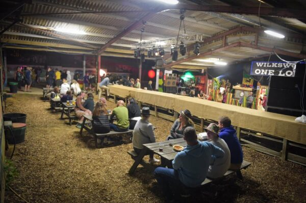 Lovely spot for a picnic   Carnival in the Barn 2021