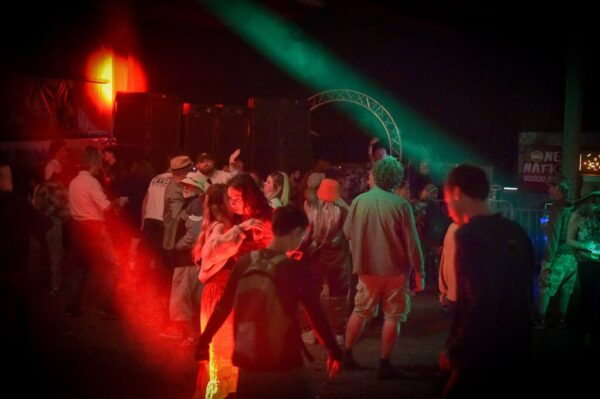 Red Gold & Green   Carnival in the Barn 2021