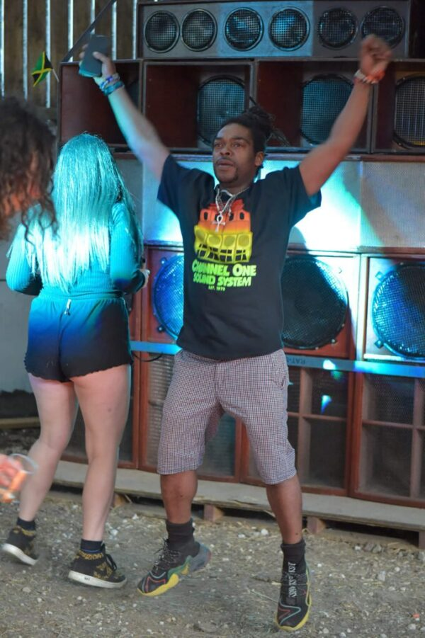 Ras Bashy   Carnival in the Barn 2021