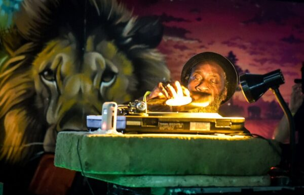 Channel One's Mikey Dread   Carnival in the Barn 2021